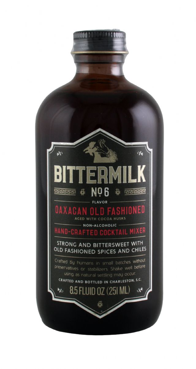 Bittermilk: Bittermilk SM Oaxacan Front