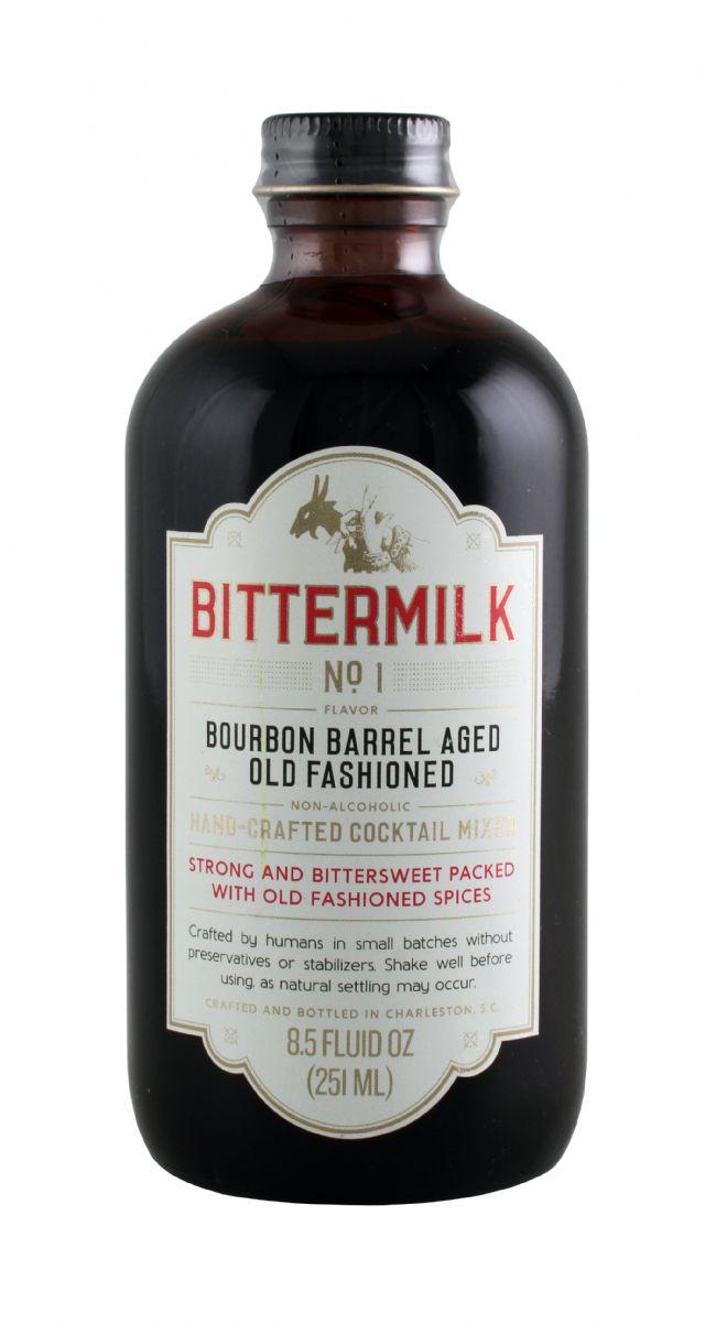 Bittermilk: Bittermilk SM Bourbon Front
