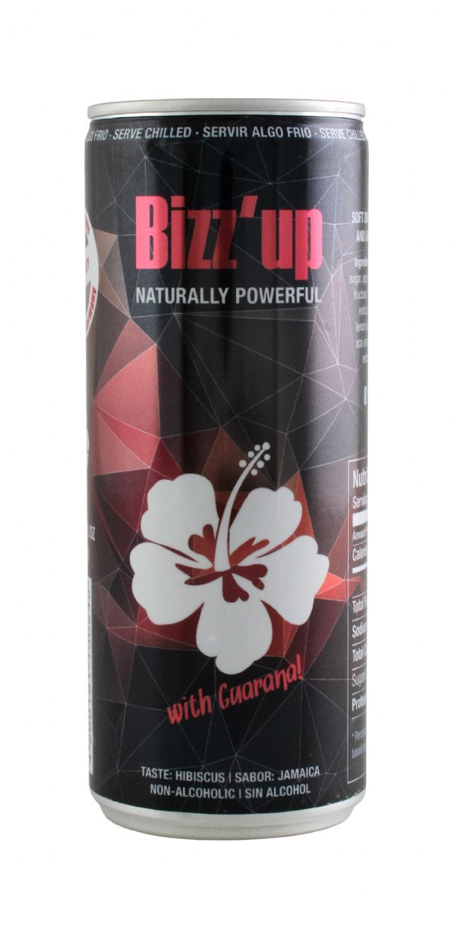 Bizz'up: BizzUp Guarana Front