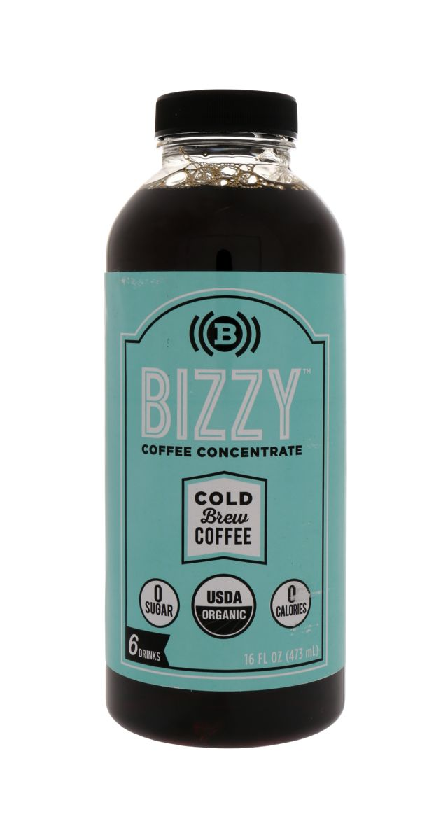 Bizzy Coffee Concentrate: Bizzy Front