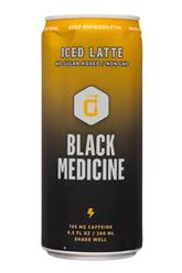 Iced Latte can (2018)