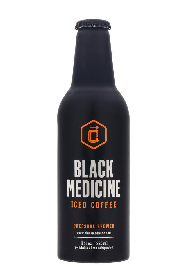 Black Medicine Iced Coffee: BlackMedicine-IcedCoffee-Front