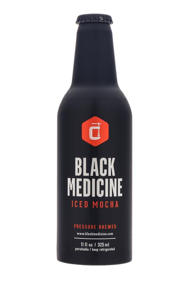 Black Medicine Iced Coffee: BlackMedicine-IcedMocha-Front