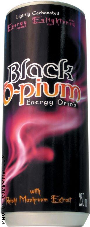 Black O-pium Energy Drink: blackopium_can.jpg