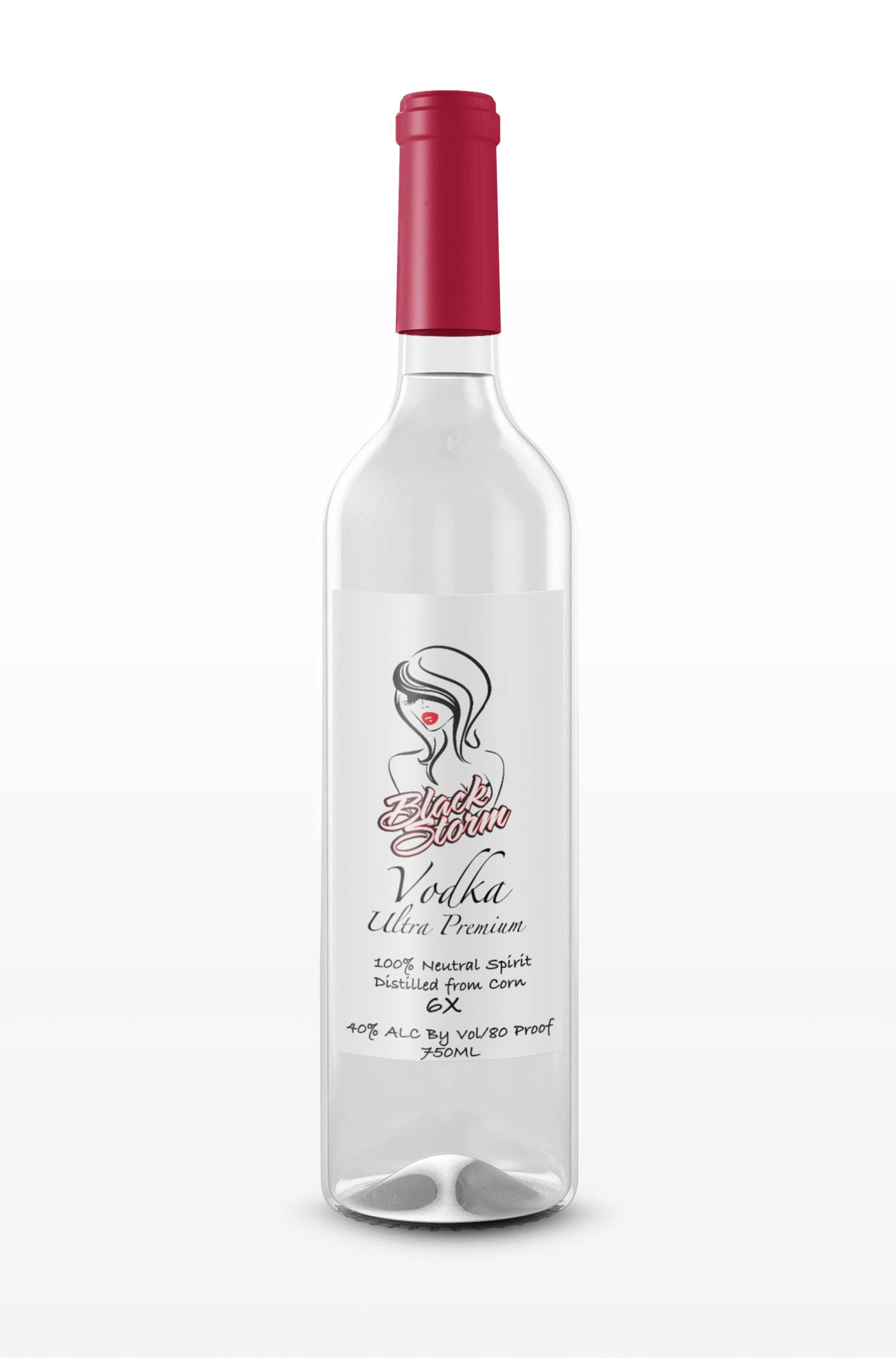 BlackStorm Vodka