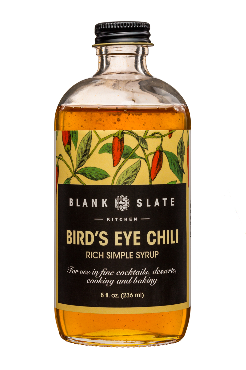 Simple Syrup - Bird's Eye Chili