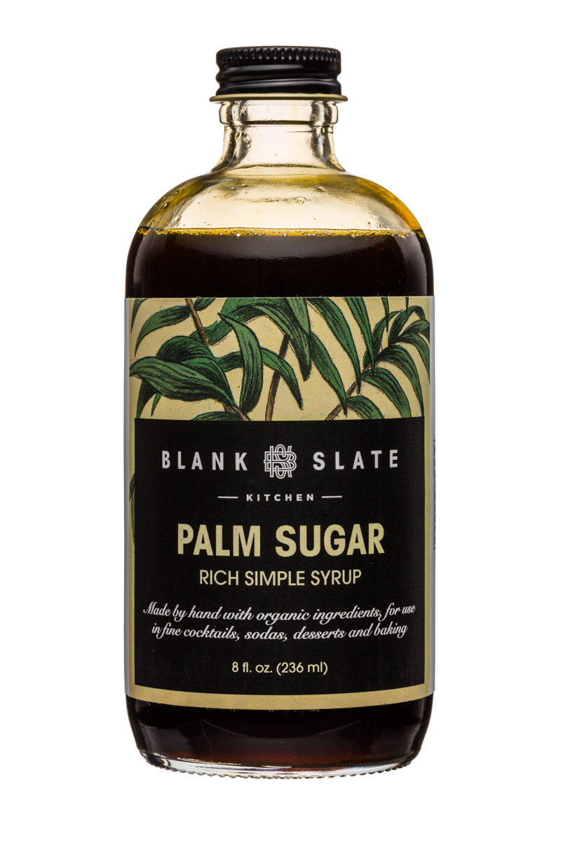 Simple Syrup - Palm Sugar