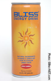Bliss Energy Drink Low Carb