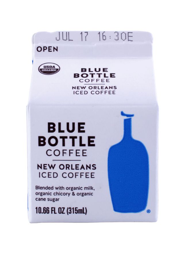 Blue Bottle Coffee: BlueBottle Front