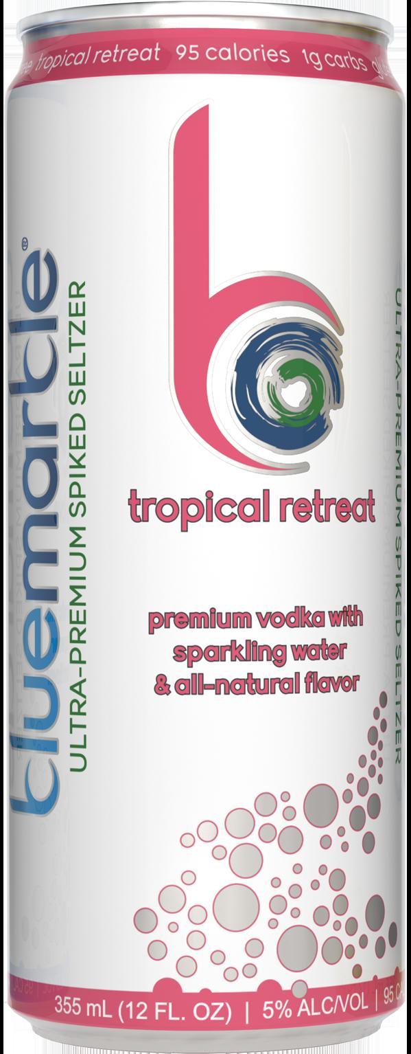 Tropical Retreat - Ultra-Premium Spiked Seltzer