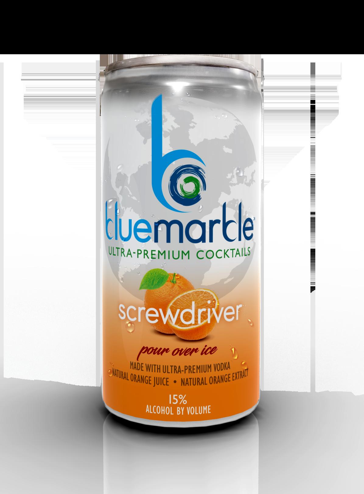 Screwdriver - Ultra-Premium Cocktails