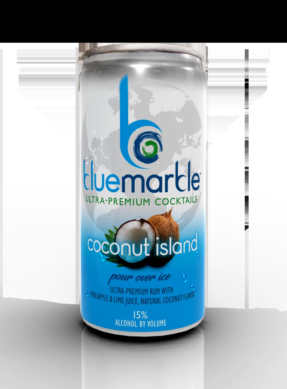 Coconut Island - Ultra Premium Cocktails