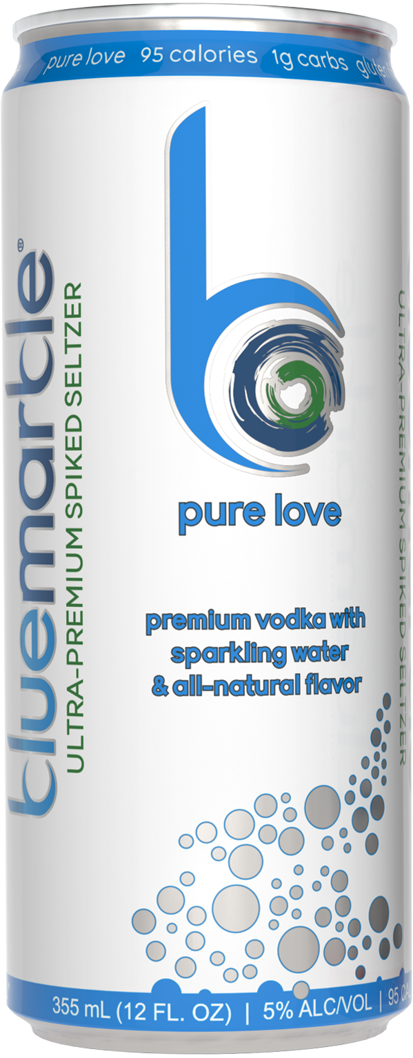 Pure Love - Ultra-premium Spiked Seltzer