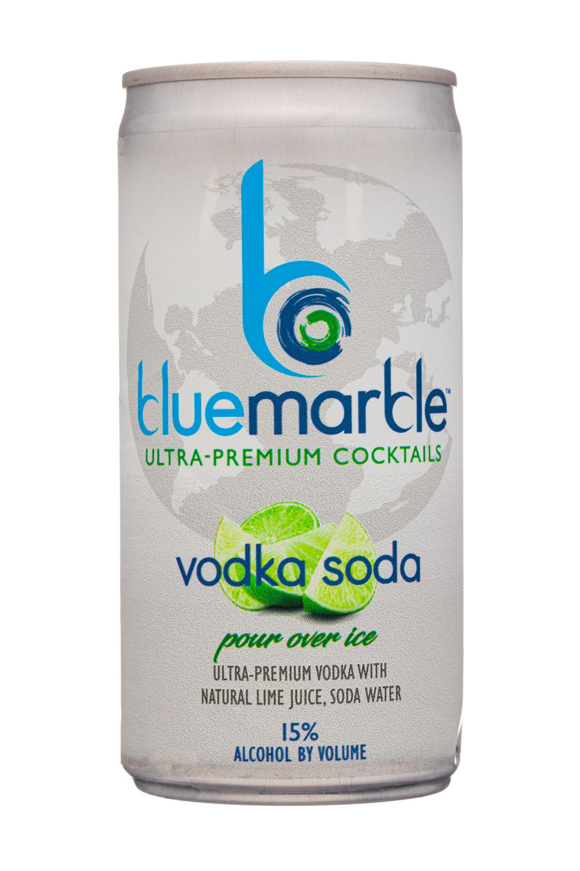 Vodka Soda - Ultra Premium Cocktails