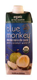 BlueDonkey Organic Front