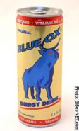 Blue Ox Energy Drink: Blue Ox Original