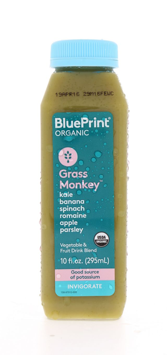 Blueprint organic bevnet product reviews bevnet grass monkey malvernweather Image collections