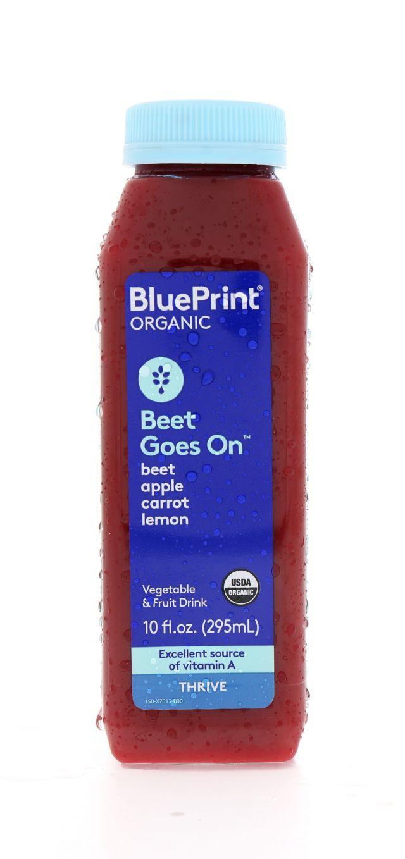 BluePrint Organic: BluePrint BeetGoesOn Front