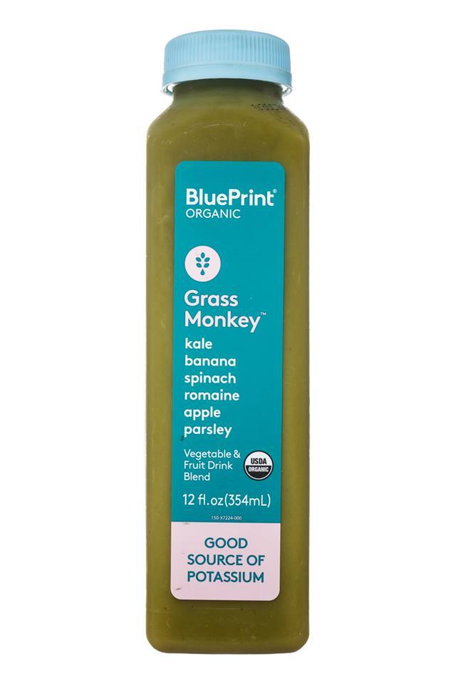 BluePrint Organic: BluePrint-OG-GrassMonkey-Front