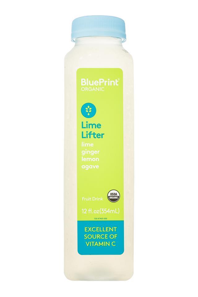 BluePrint Organic: BluePrint-OG-LimeLifter-Front