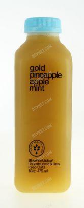 Gold Pineapple Apple Mint