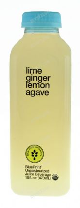 Lime Ginger Lemon Agave
