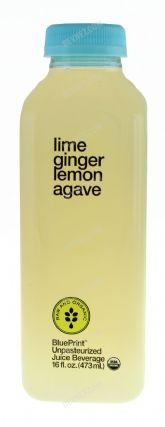 Lime Ginger Lemon Agave