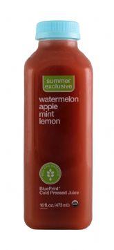 Watermelon Apple Mint Lemon