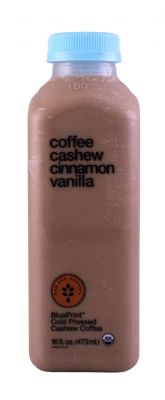 Coffee Cashew Cinnamon Vanilla