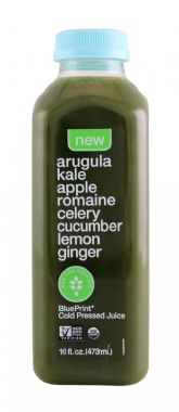 Arugula Kale Apple Romaine Clelery Cucumber Lemon Ginger
