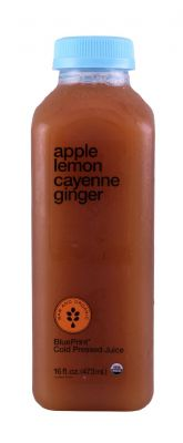 Apple Lemon Ginger Cayenne