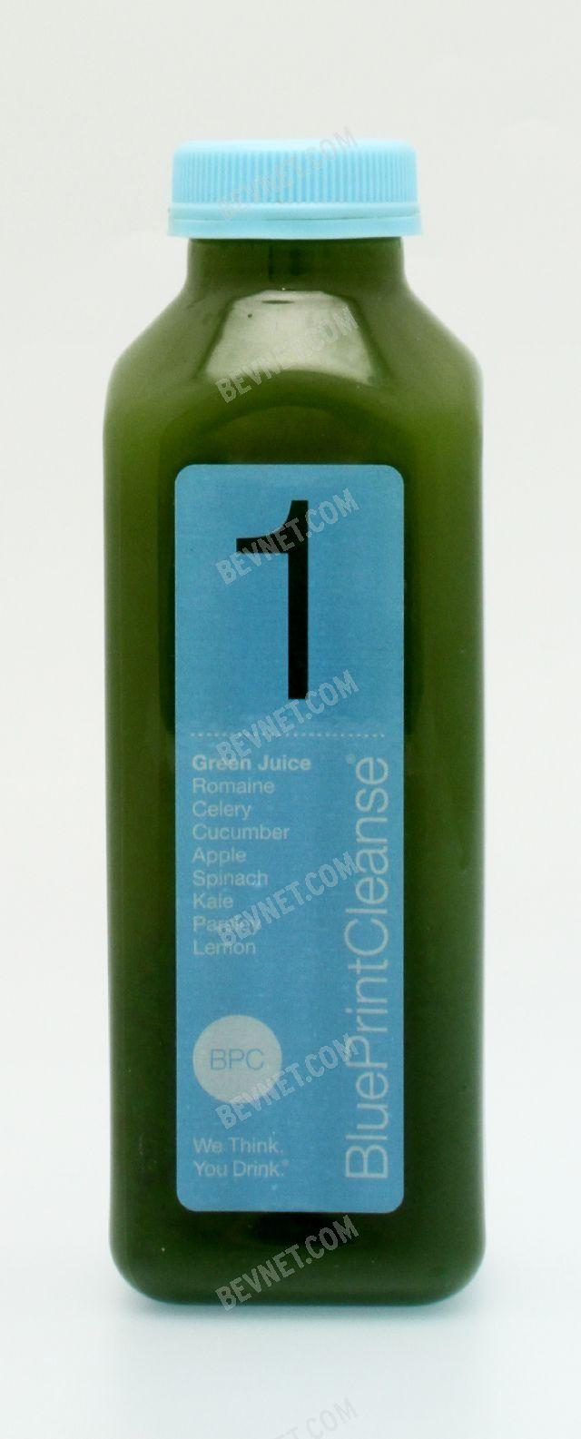BluePrint Juice: