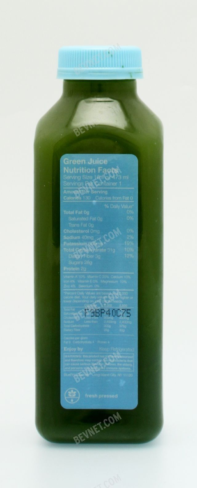 Green juice blueprint juice bevnet product review green juice blueprint juice malvernweather Choice Image