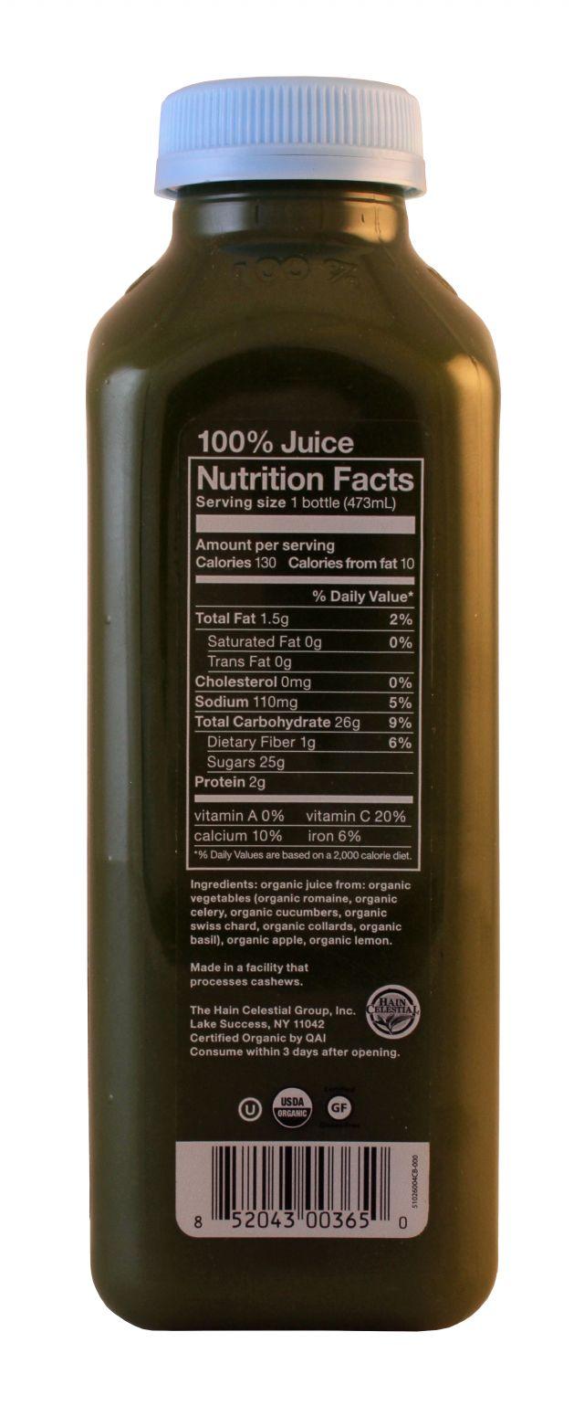 BluePrint Juice: BluePrint Chard Facts