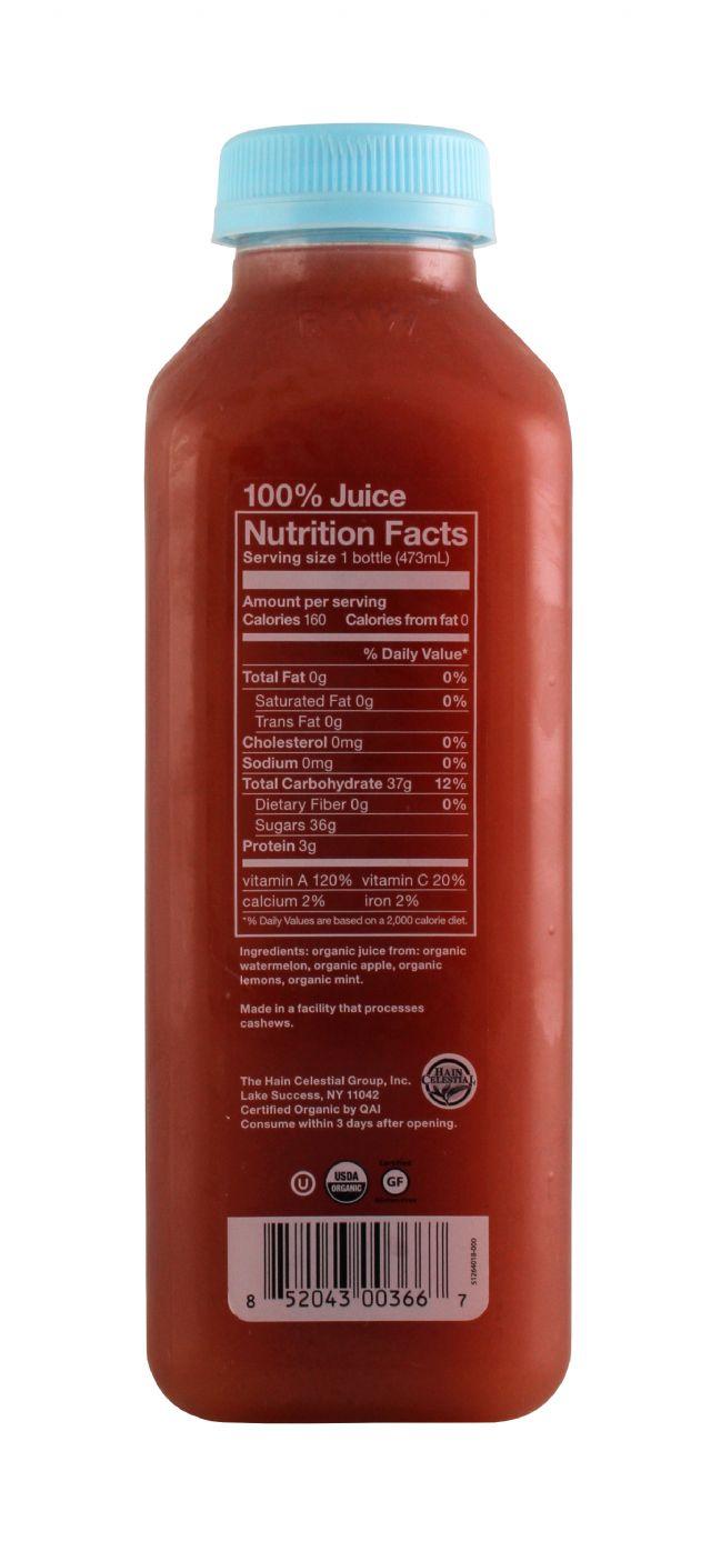 BluePrint Juice: BluePrint Summer Facts