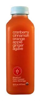 BluePrint Juice: BluePrint Cranberry Front