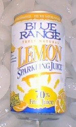 Sparkling Lemon Juice