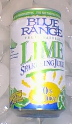 Sparkling Lime Juice