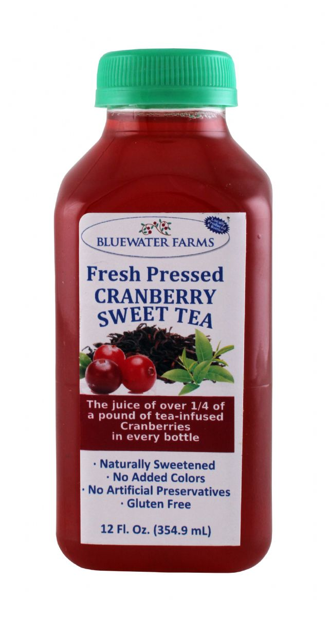 Bluewater Farms: BlueWater CranSweet Front