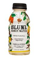 Blume Honey Water: Blume-10oz-HoneyWater-VanillaCitrus-Front