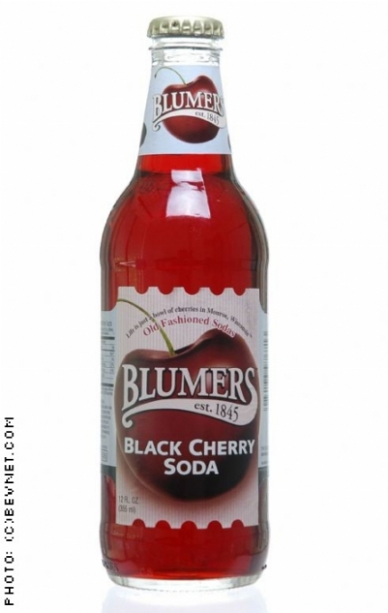Blumers Old Fashioned Sodas: blumers-blackcherry.jpg