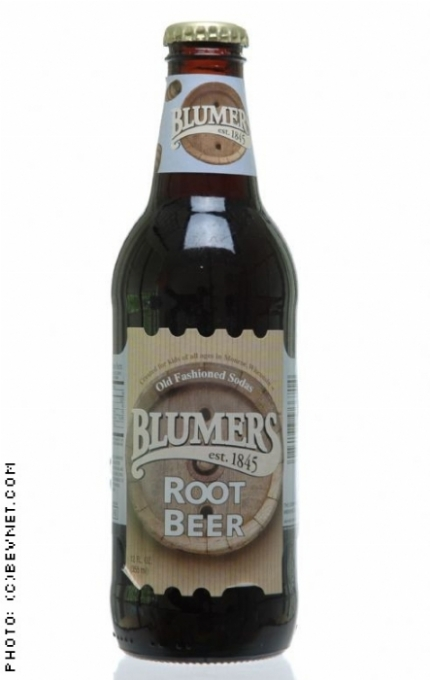 Blumers Old Fashioned Sodas: blumers-rootbeer.jpg