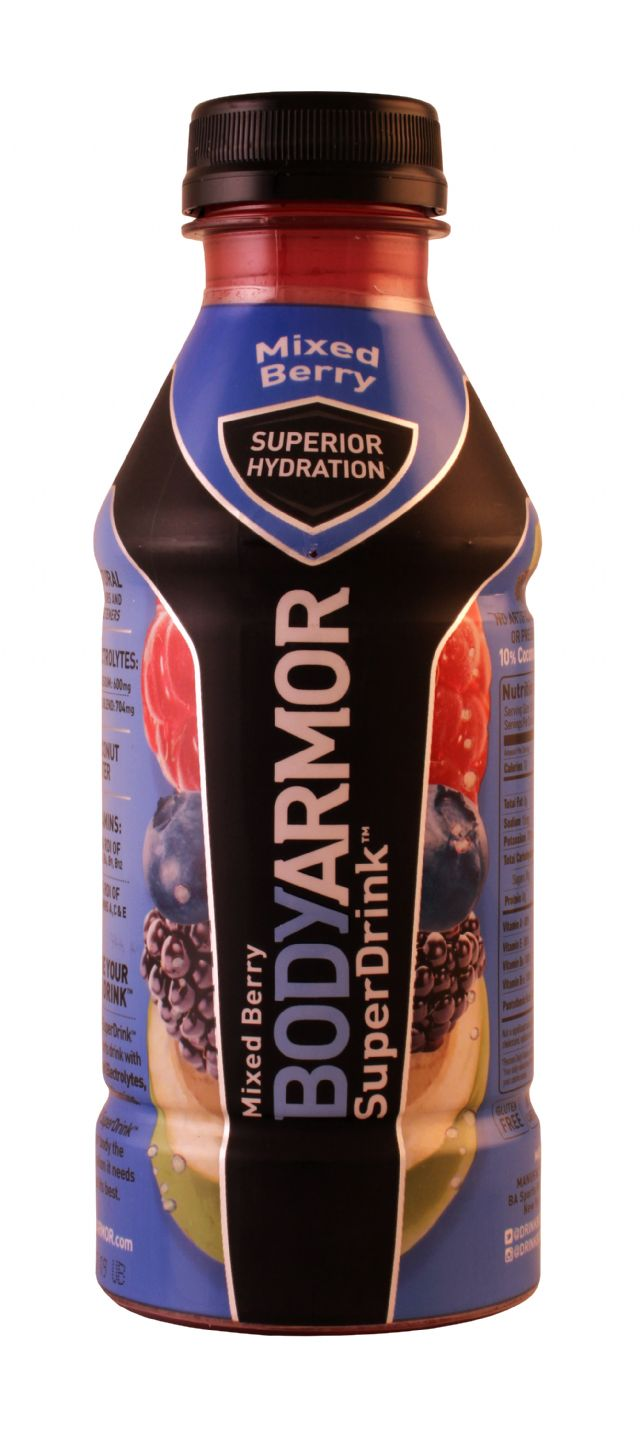 Body Armor: BodyArmor MixedBerry Front
