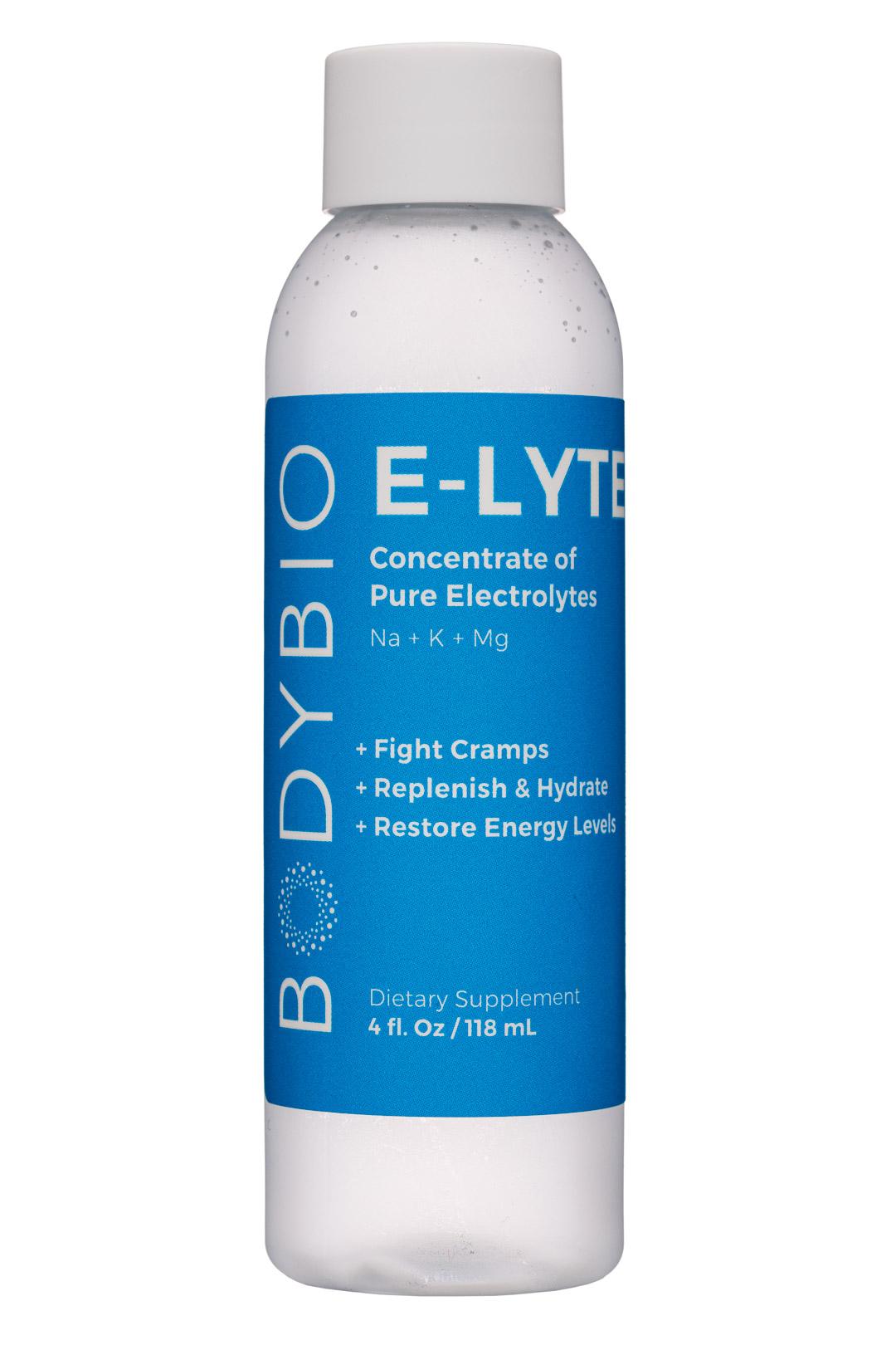 BodyBio: BodyBio-4oz-ELyte-Front