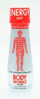 Energy Shot (New Packaging)