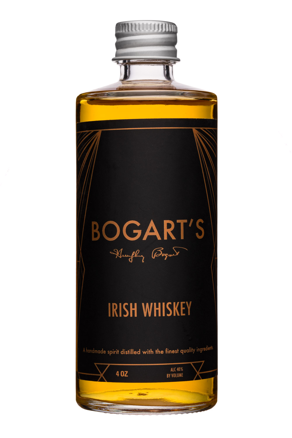 Irish Whiskey - 4oz