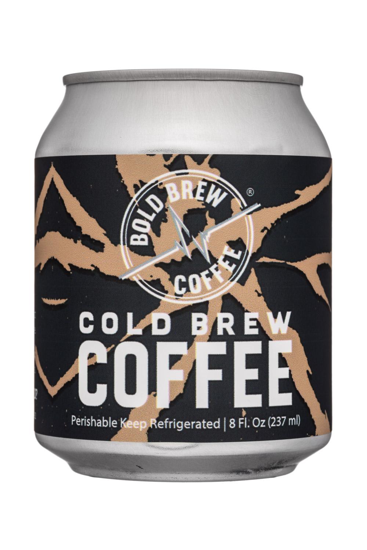 Bold Brew: BoldBrewCoffee-8oz-ColdBrew-Front