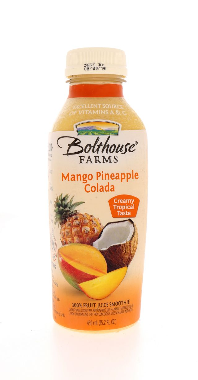 Bolthouse Farms: BF PP MangoPine Front
