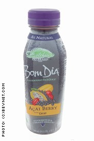 Açai Berry with Cacao