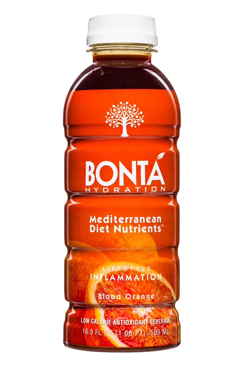 Inflammation- Blood Orange